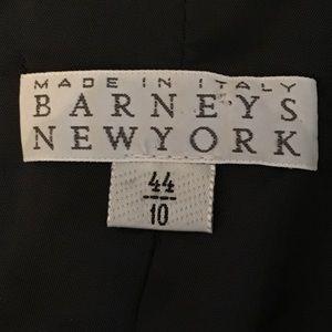 Classic Black Barney's Blazer Sz 10